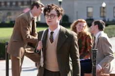 Daniel Radcliffe on 'Kill Your Darlings,' Love Scenes, and What's Next