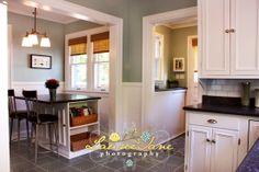 Kitchen colors & textures