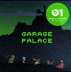Garage Palace | Gorillaz