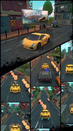 Enjoy the thrill of car driving online in this fun endless police escape game. Escape the cops and enjoy the fast super-cars! Drive Online, Cops, Supercar, Online Games, Fun, Hilarious