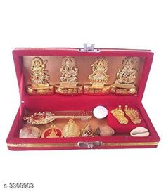 Pooja Needs Shri Dhan Laxmi-Kuber Bhandari Yantra Material: Brass Dimensions: Free Size  Description: It Has Pack Of 13 Shri Dhan Laxmi-Kuber Bhandari Yantra Country of Origin: India Sizes Available: Free Size *Proof of Safe Delivery! Click to know on Safety Standards of Delivery Partners- https://ltl.sh/y_nZrAV3  Catalog Rating: ★4.1 (5424)  Catalog Name: Classy Elite Unique Pooja Decors Vol 1 CatalogID_457795 C128-SC1315 Code: 202-3309903-