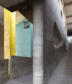 Le Corbusier — Haute Cour