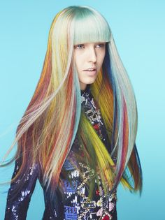 Living Aveda Blog | Color Wheel - Aveda - #avedacolor