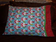 Bobbityboo: Sewing 101 and a Christmas Idea