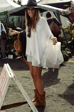 perfect coachella outfit #streetstyle