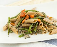 klíčky Japchae, Green Beans, Detox, Vegetables, Ethnic Recipes, Fitness, Food, Lasagna, Essen