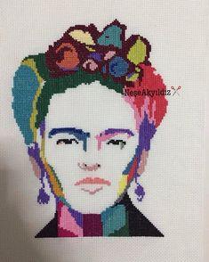 #tbt günüymüş hemen ilk yaptığım panolardan Frida Kahlo panosunu paylaşalım. Sipariş ve fiyat bilgisi için DM #10marifet #crossstitch #xcrossx #emek #kanavice #kanaviçehavlu #kanaviçetablo #kanavicekolye #etamin #goblen #fridakahlo #fridakahlolovers #crostitchland #xstixher #work #çarpı #carpıişi #love #colour #follow #like #liketeam #art #sanat #so #elemeği #göznuru #emek