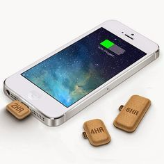 Portable Mini Chargers, ultra portable charger and probably just changes the way we define 'new portable chargers'.