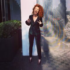 @da'jharayhenriquez Jess Glynne, Curly Hair Styles, Natural Hair Styles, Lion Mane, Everyday Hairstyles, Red Riding Hood, Face Claims, Girl Crushes, Red Hair
