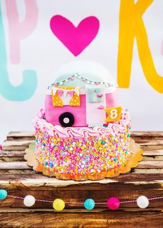 Backyard camping party girls for kids 46 Ideas for 2019 Backyard camping party girls for kids 46 Ide Camping Theme Cakes, Camping Birthday Cake, Summer Birthday, Birthday Cake Girls, 7th Birthday, Birthday Ideas, Birthday Nails, Birthday Parties, Girl Camping Parties