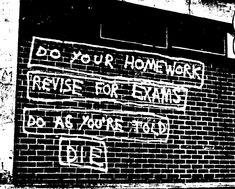 Situationist graffiti