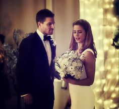 The Olicity wedding that shall someday be...