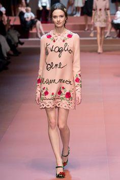 Dolce & Gabbana, Look #2