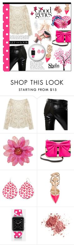 """""""shein contest"""" by e-mina-87 ❤ liked on Polyvore featuring Each X Other, Betsey Johnson, Valentino, Casetify, women's clothing, women, female, woman, misses and juniors"""