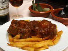 Rabo de toro cordobés al Oloroso Reserva online para comer carne. EligeTuPlato.es