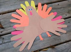 Hands and Feet Turkey