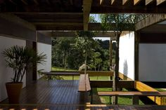 Grid House by Forte, Gimenes & Marcondes Ferraz Arquitetos, Brazil