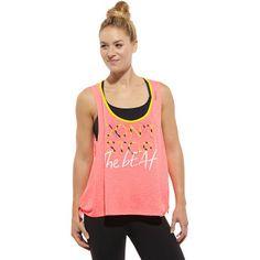 lovely sport gear Dance Fitness Classes, Les Mills, Dance Outfits, Dance Wear, Reebok, Athletic Tank Tops, Sportswear, Tank Man, Dance Shoes