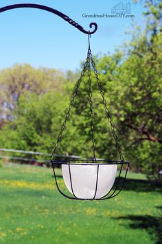 Hanging Solar Light Using Glass Bowl Shades and Dollar Store Items. How to make a DIY hanging solar light by upcycling glass bowl light shades off of a chandelier and a couple of dollar store items. Solar Chandelier, Outdoor Chandelier, Outdoor Lighting, Lighting Ideas, Fence Lighting, Rustic Chandelier, Lighting Design, Chandeliers, Garden Lamps