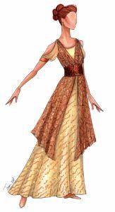 Costume Design. Pretty!