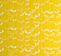 Wallpaper Sunflower Yellow with White