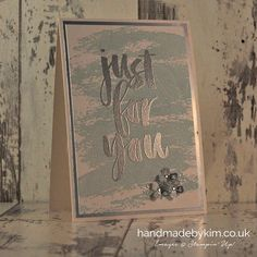 Stampin' Up! Demonstrator Kim Price - Handmade by Kim: Pinkies Stampin' Up! 2016 Sale-a-Bration Blog Hop feat. Botanicals For You Stamp Set