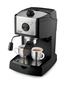 De'Longhi EC155 15 BAR Pump Espresso and Cappuccino Maker: Buying this right when I make it back to the states.