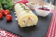 Rulo Patates Salatası Tarifi Videosu