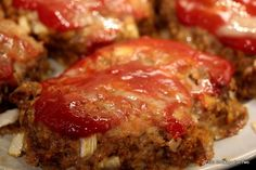 Oven Baked Meatloaf Burgers from 101 Cooking For Two 2