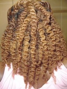 How to Preserve a Twistout