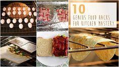 kitchen food hacks