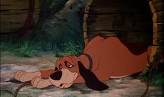 """Copper from""""The Fox and the Hound"""" Old Disney, Disney Pixar, Disney Characters, Disney Animated Movies, Best Disney Movies, Disney Animation, Animation Movies, Halloween Kids, Halloween 2018"""