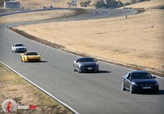#PrecisionMotorworks Track Day Event at Thunderhill Raceway. Video: