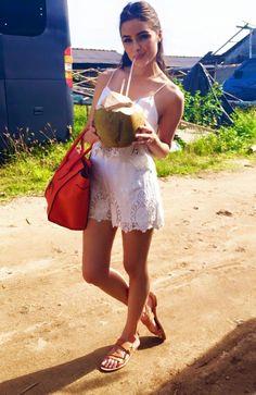 Olivia Culpo a remporté le titre de Miss Universe en 2012.