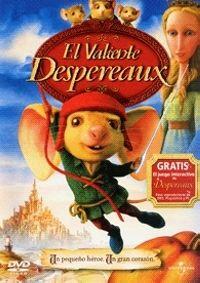 El Valiente Despereaux: un pequeño héroe, un gran corazón / directed by Sam Fell, Rob Stevenhagen. Juny 2016