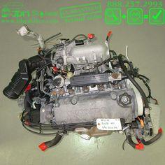 JDM HONDA CIVIC D15B 1.5L SOHC ENGINE & MANUAL TRANSMISSION 1996-2000 #Honda