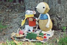 Aaaahhh, el verano, los parques, el amor.... todos hemos tenido 15 años...     As you may know, it was the WW Knitting in Public Day a fe...