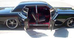 69' Lincoln Continental rollin suicide doors