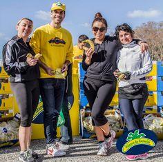 Equipazos de deportistas se sumaron al sabor de nuestra energía :-)