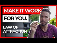 Shockingly, sometimes the law of attraction doesn't work for most people. In this video, I'm going to talk about one of the biggest reason why the law of att. E Commerce Business, Secret Law Of Attraction, Bring It On, Let It Be, Book Summaries, Make It Work, Dont Understand, Negative Thoughts, Work On Yourself