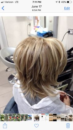 Hair Highlights, New Hair, Short Hair Styles, Hair Cuts, Hair Color, Mexican Blouse, Dyes, Haircuts, Stacked Hairstyles