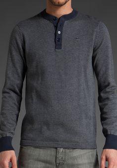 Me Henley Sweater