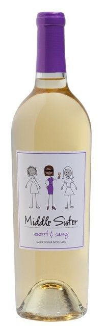 Middle Sister Wine!