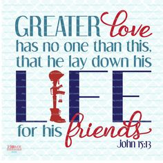 Personalized Greeting Cards, How He Loves Us, Great Love, Quote Of The Day, Bible Verses, Military Soldier, Military Service, Memories, Messages