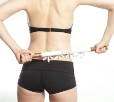 Love Handles – Some of the fat that is supposed to be in the glutes can get trapped above the pelvis. Use the FasciaBlaster® to release the love handles. Fascia Blasting, Bound To You, Dry Needling, Lymphatic Drainage Massage, Ashley Black, Step Program, Love Handles, Lifestyle Changes, Celebs