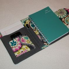 KEEPnCLOSE Day Planner Cover Journal Cover by nJOYnLife on Etsy, $26.00