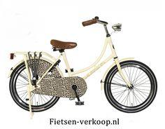 Omafiets Luipaard 20 Inch | bestel gemakkelijk online op Fietsen-verkoop.nl