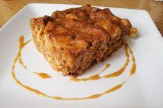 Dairy-Free Pumpkin Bread Pudding (optionally gluten-free)