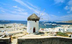 Míkonos - Grecia