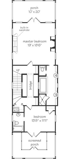 Looking for the best house plans? Check out the Summer Breeze plan from Southern Living. Narrow Lot House Plans, Best House Plans, Beach House Floor Plans, Southern Living House Plans, Unusual Buildings, Good House, Summer Breeze, Lake Life, Coastal Homes